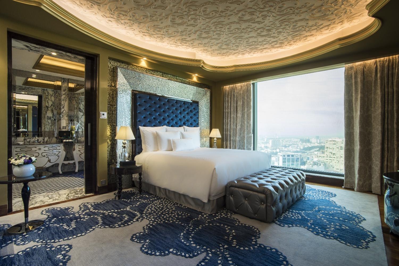 The Reverie Saigon - Junior Suite Bedroom - I