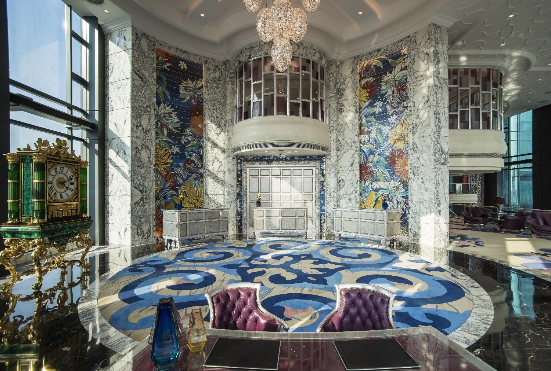 The Reverie Saigon - Main Lobby - I