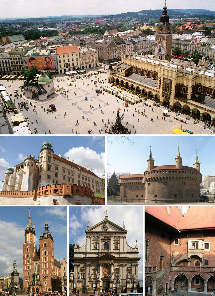 Collage_of_views_of_Cracow
