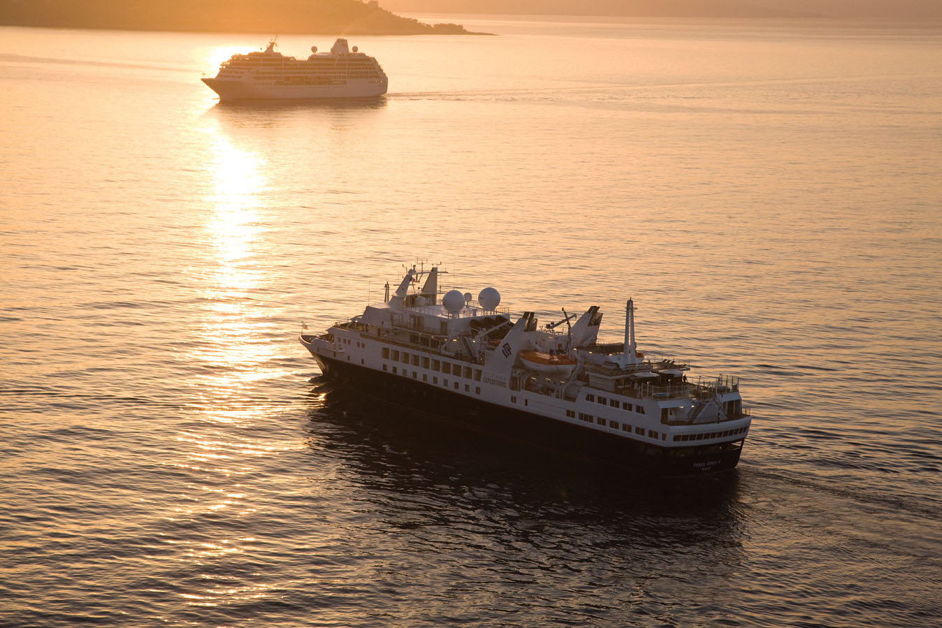 Prince Albert II - Silversea Expeditions