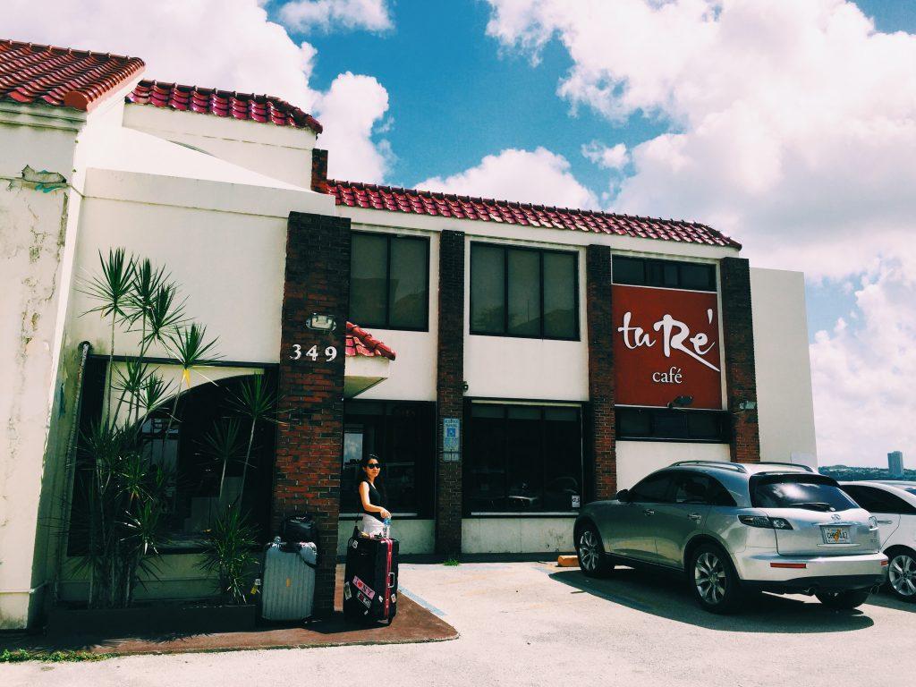 グアムにあるカフェ「TuRe Cafe」トゥーレカフェ