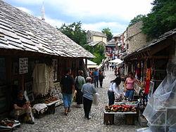 250px-Bazar_at_Old_Bridge_in_Mostar,_Herzegovina