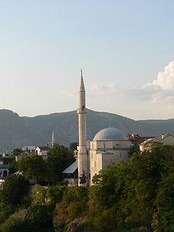 Mehmed_Koski_pašina_džamija,_Mostar